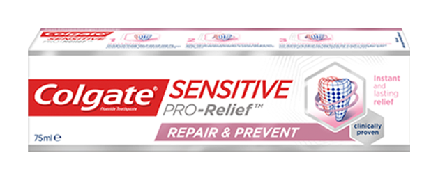Toothpaste Sensitive repair & prevent