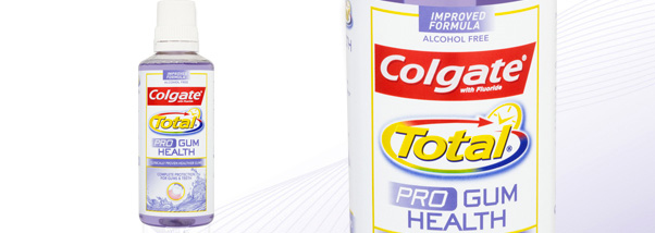 Colgate® Total® Pro Gum Health Daily Mouthwash